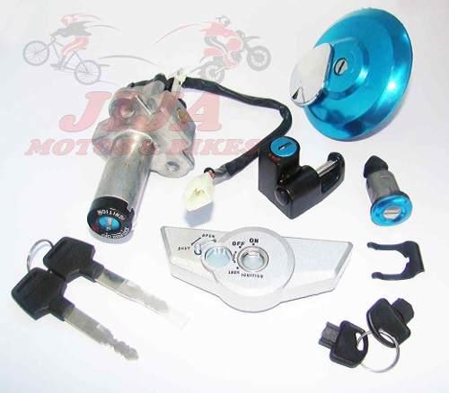 Kit Chave Igniçao Titan 150 Ks/es Completo M Original 4011