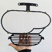 Protetor Farol E Radiador R 1200 Gs Scam /2012 SPTO208