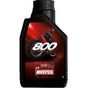 Oleo Motor 800 2t Factory Line Off Road Motul