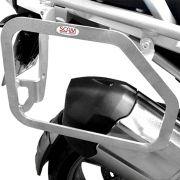 Afastador Alforge Bmw R 1200 Gs Scam 2013/ Prata SPTA 120
