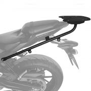 Bagageiro Suporte Bau Top Case Mt 07 Yamaha Aço Carbono Scam