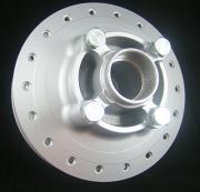 Cubo Roda Fan 2009/ Traseiro Modelo Origina 339