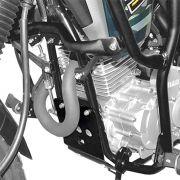 Protetor Carter Tenere 250 Scam Aço Carbono Preto SPTO084
