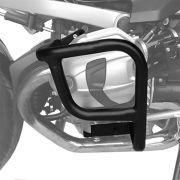 Protetor Motor Cabeçote R 1200 Gs Scam Aço Carbono Preto /12