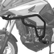 Protetor Motor Carenagem Nc 750 Nc 700 Scam Aço Carbono C/pedaleira