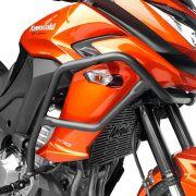 Protetor Motor Perna Carenagem Versys 1000 15/  Scam C/ Peda