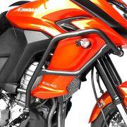 Protetor Motor Perna Carenagem Versys 1000 Scam c/ Pedaleira
