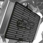 Protetor Radiador Nc 750 Nc 700 Scam Aço Carbono spto 085