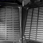 Protetor Radiador R 1200 Gs Scam 2013/ Aço Carbono Preto