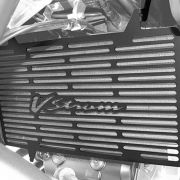 Protetor Radiador Vstrom 1000 2014/ Scam Preto spto 230