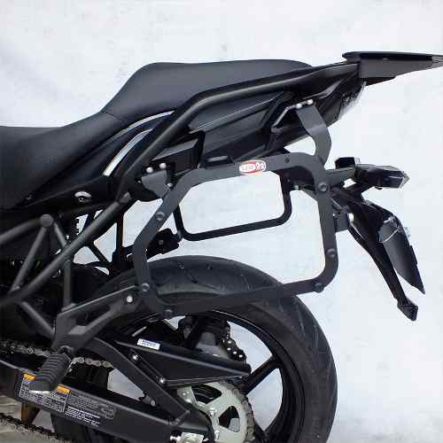 Suporte Bau Lateral Versys 650 Baus Givi 15/ Scam
