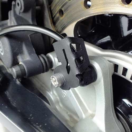 Protetor Sensor Abs F 800 R Bmw Scam Preto