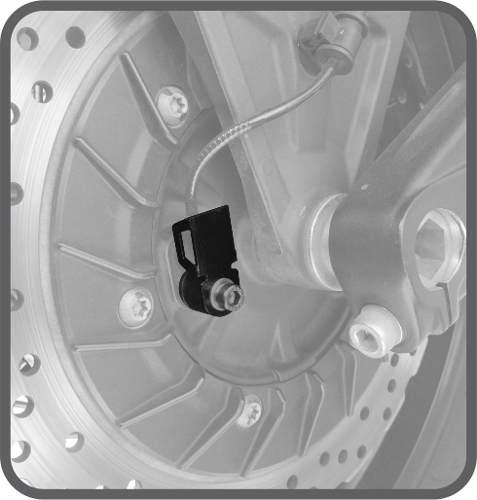 Protetor Sensor Abs Super Tenere 1200 Scam Aço Carbono
