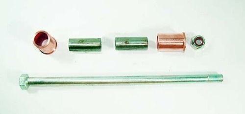 Eixo Quadro Elastico Balança Rdz 125, 135 Bucha Bronze 5019