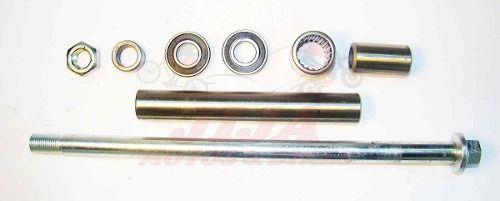 Eixo Quadro Elastico Cb 300 Modelo Origina C/rolamento 5080
