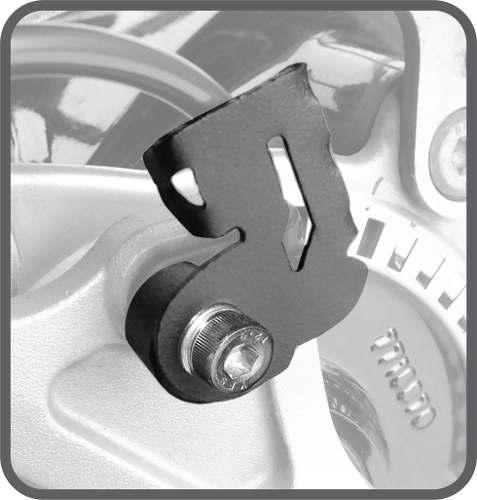 Protetor Sensor Abs F 800 R Bmw scam