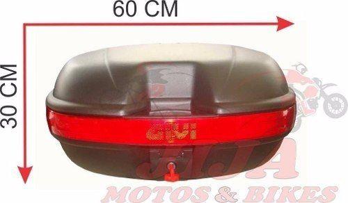 Bau Mala Lateral Tenere 250, 40 Litro E 360 Givi, Sup Chapam