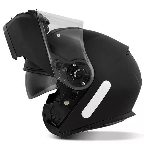 Capacete Givi Robocop Articulado X 21 Articulado Preto Fosco