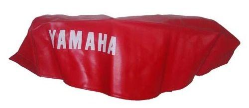Capa Banco Dt 180 82/85 Modelo Original Vermelha 1100