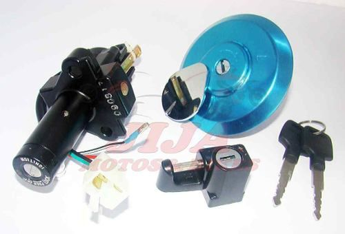 Kit Chave Igniçao Nx 150 Completo Modelo Original 4070