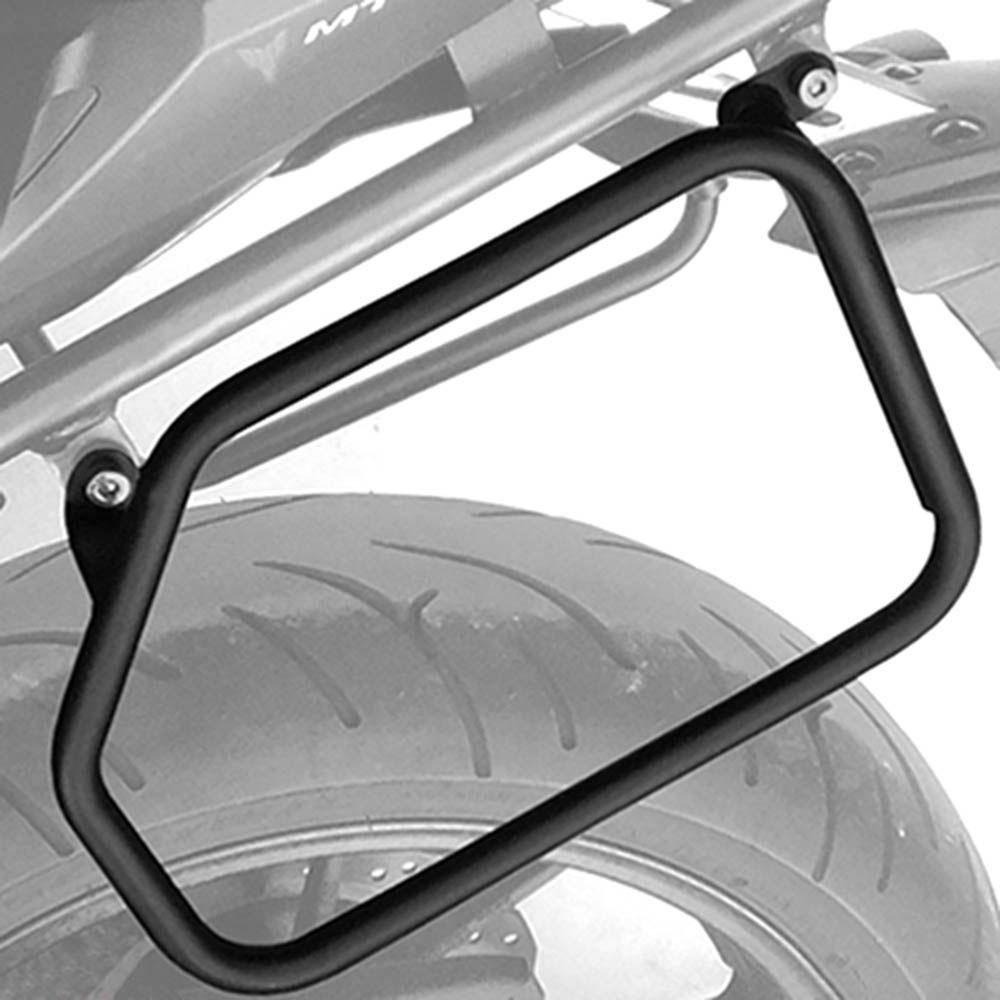 Afastador Alforge Mt 07 Yamaha Aço Carbono Scam SPTO 180