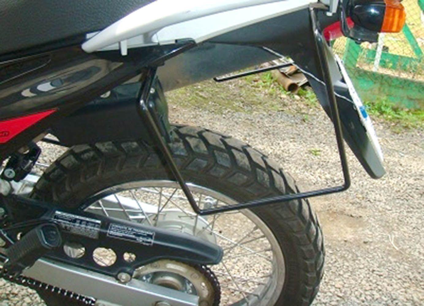 Afastador Alforge Nx 150 Bros 2010/ Chapam 7561
