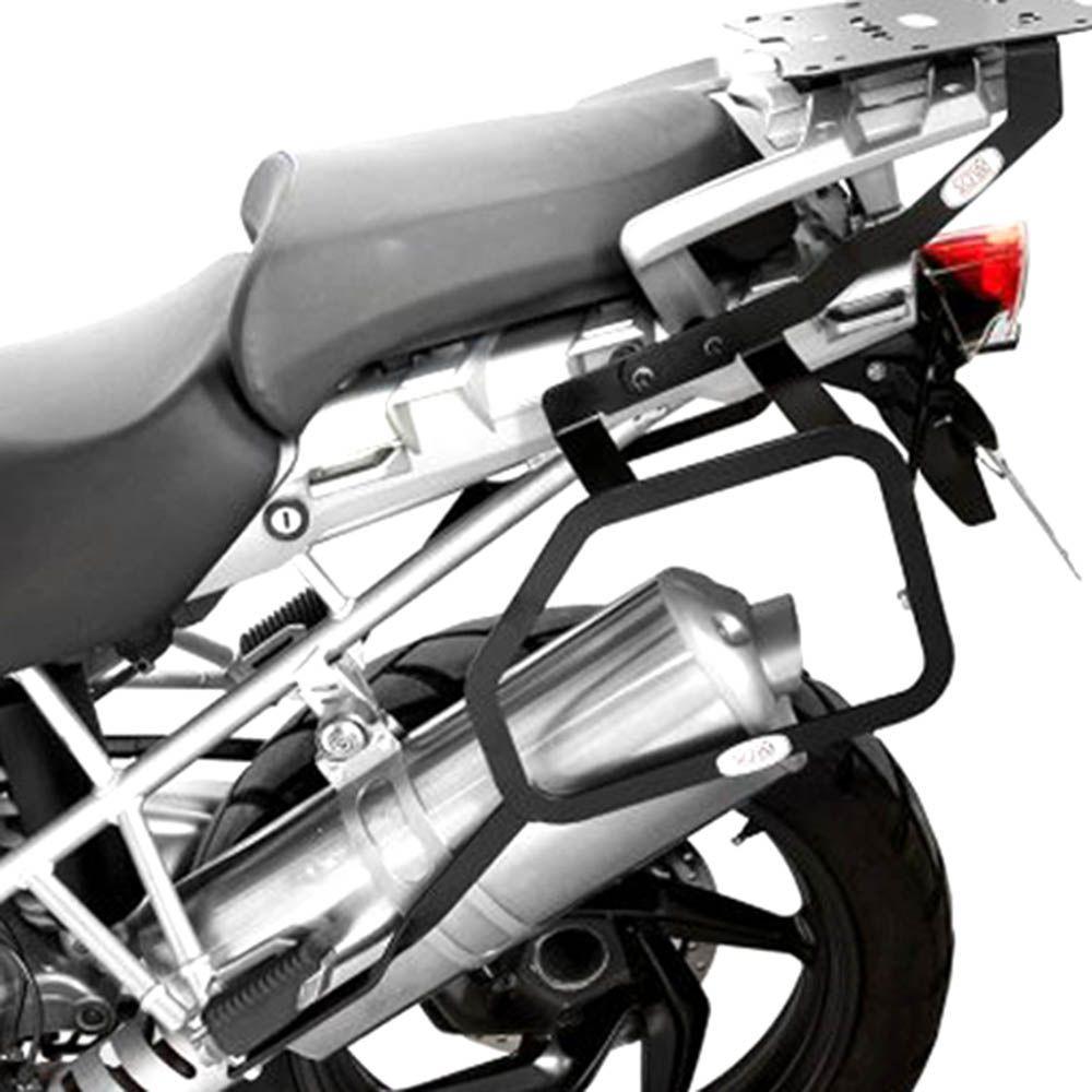 Afastador Alforge R 1200 Gs Scam Aço Carbono Preto /12