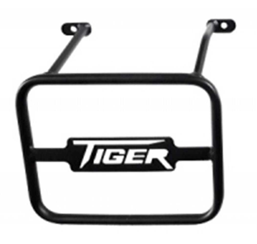 Afastador Alforge Tiger 800 todas  Preto Chapam  857