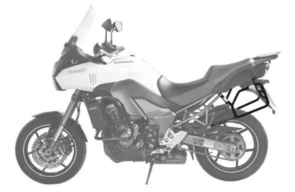 Afastador Alforge Versys 1000 / 2014 Scam Preto SPTO 072
