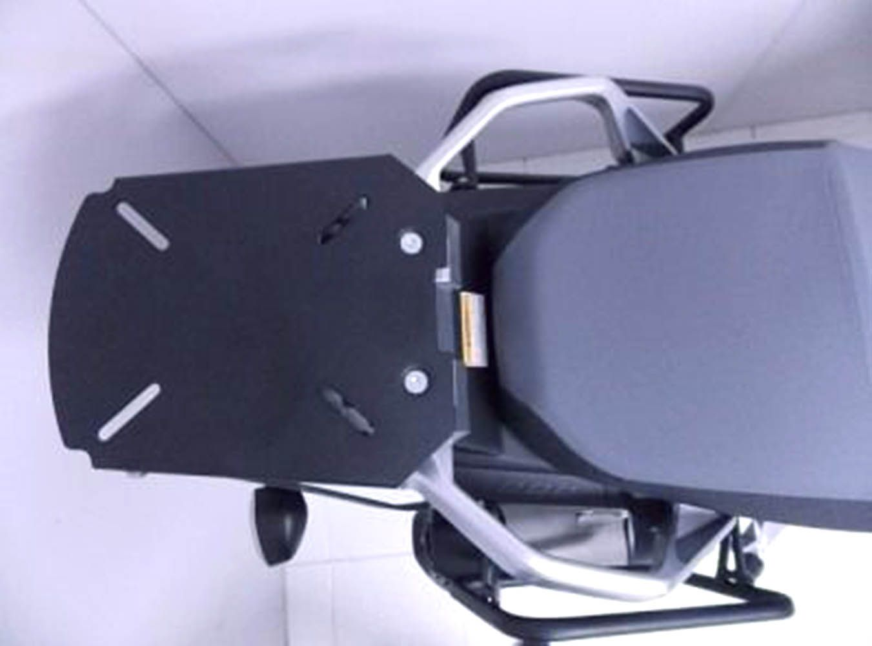 Bagageiro Rack Chapa Bau V Strom Dl 1000 Preto Chapam 9176