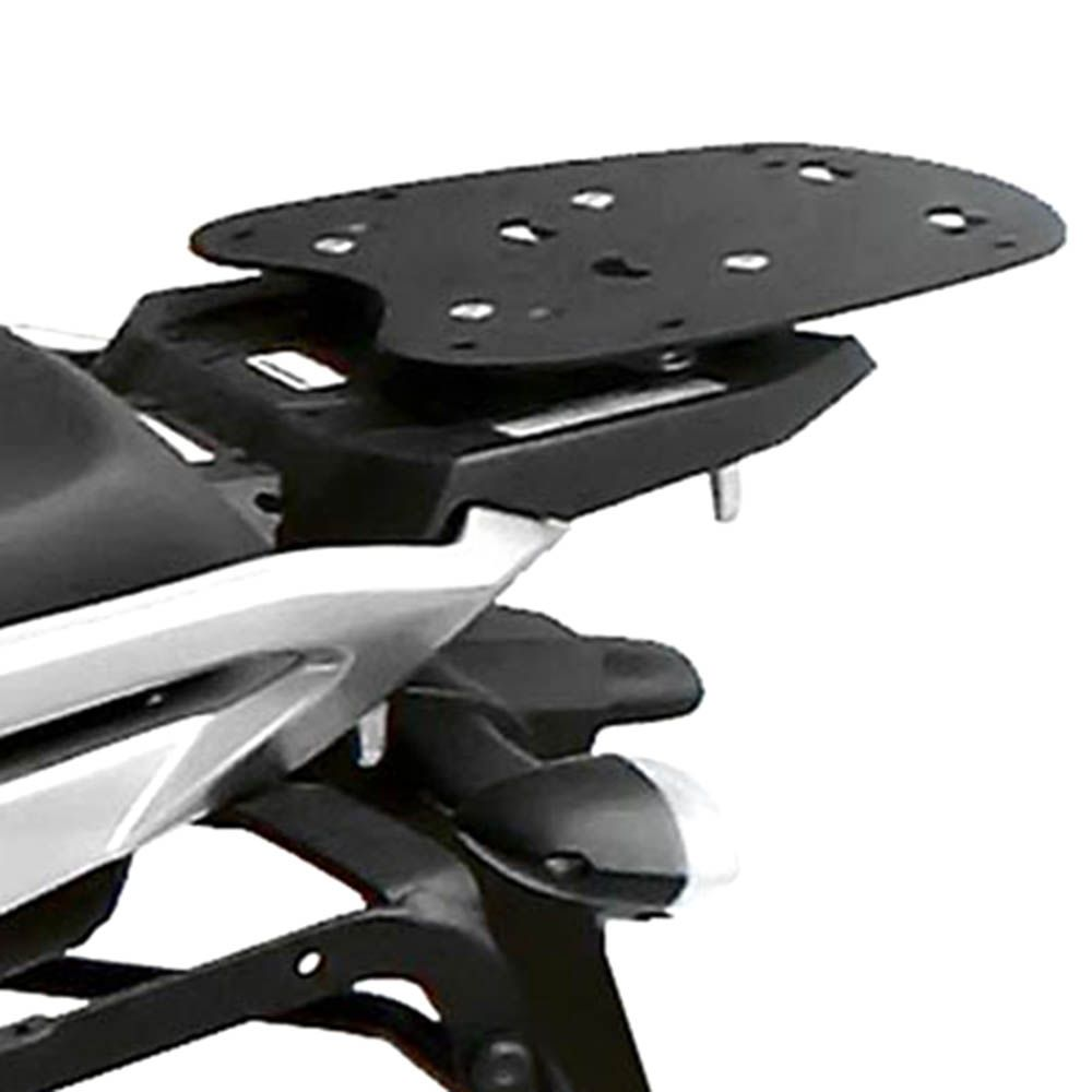 Bagageiro Rack Suporte Bau Tenere 250 Scam Aço Carbono Preto