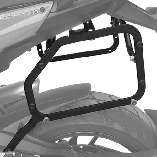 Bagageiro Rack Suporte Lateral Combo Multistrada 1200 Scam