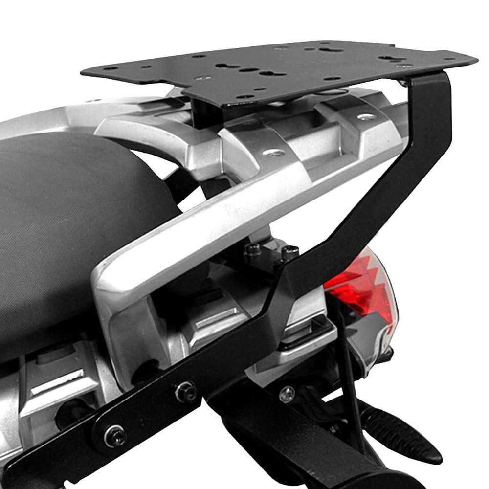 Bagageiro Suporte Bau Top Case R1200 Gs Scam Aço Carbono /12
