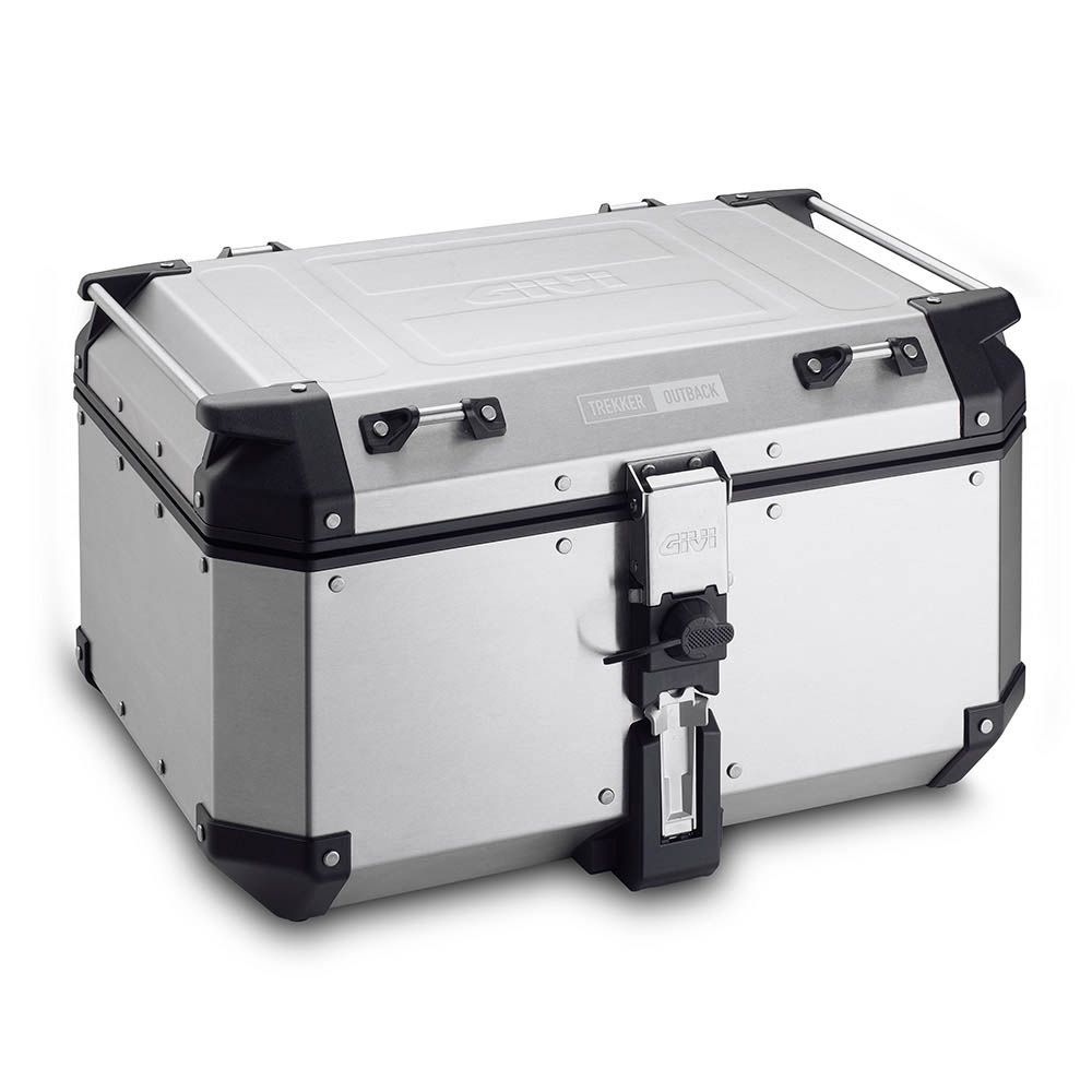 Bau Bauleto Aluminio Givi 58 Litros Outback Top Case