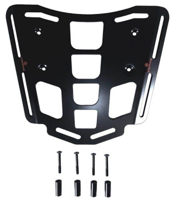 Bau Tiger 800 47 Litros Simply Givi Combo Bagageiro Chapam