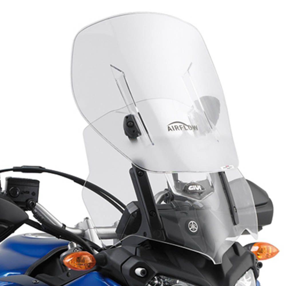 Bolha Parabrisa Airflow Super Tenere Xt 1200 Z Regulagem  Af 447 GIVI