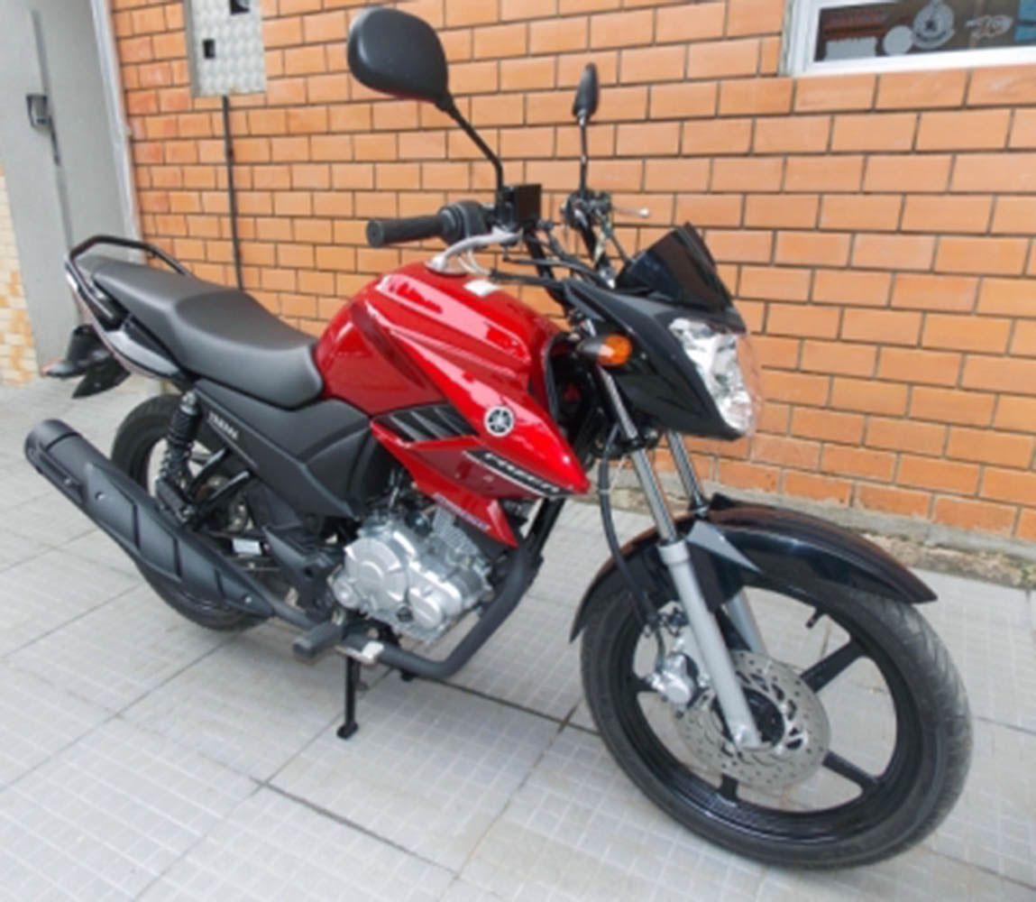 Cavalete Descanso Central Fazer 150 Modelo Original 1231