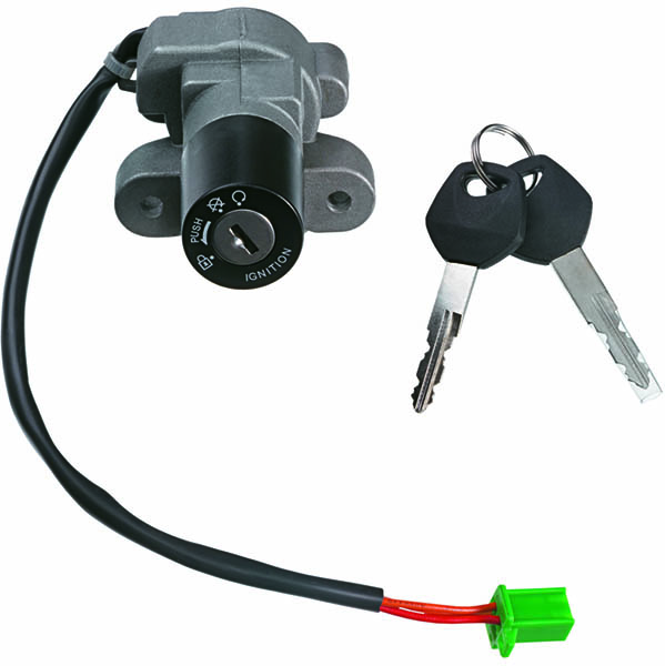 Chave Ignição Suzuki Gsr 150i  1/15 modelo ORIginal Magnetron 1630