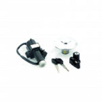 Conjunto Chave Travas Nxr 150 Bros 06/08 Magnetron Mode