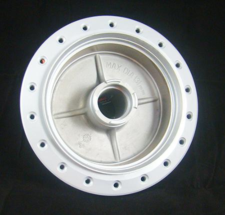 Cubo Roda Cg Titan / 99  BROS Dianteiro Modelo Origina