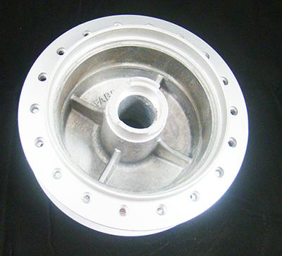 Cubo Roda Pop 100 Dianteiro Modelo Origina 0334