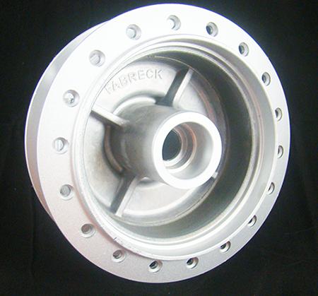Cubo Roda Pop 100 Modelo Origina Traseira 337