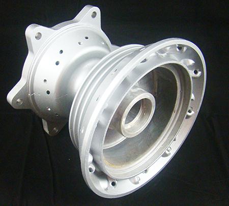 Cubo Roda Tras Nx 150/200 Xr 200 Modelo Origina 303