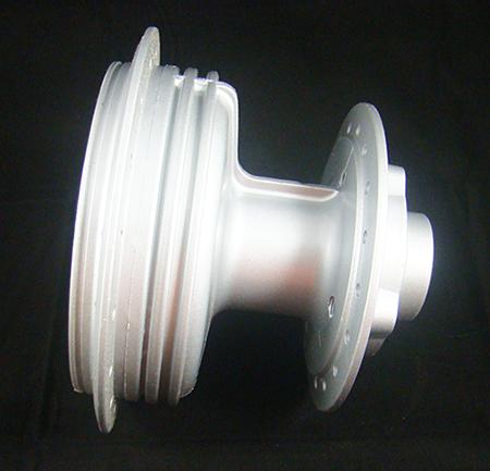 Cubo Roda Traseira Xtz 125 Modelo Origina 335