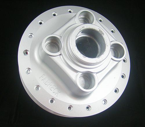 Cubo Roda Traseiro Biz 125 Modelo Origina 307