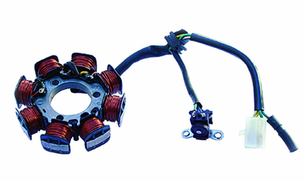 Estator Cg 150 Titan Sport 150 Ate 2008 Modelo Original