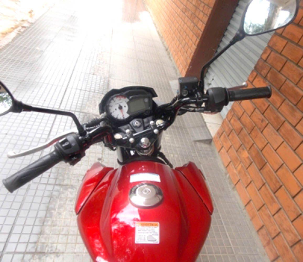 Guidao Fazer 150 Modelo Original Preto 2647