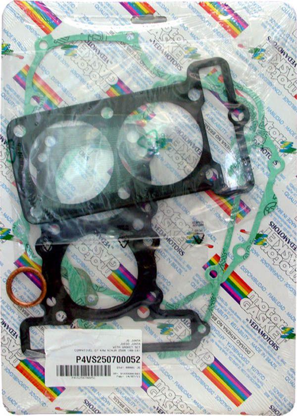 Jogo Juntas Ninja 250 08/12 Modelo Original Completo