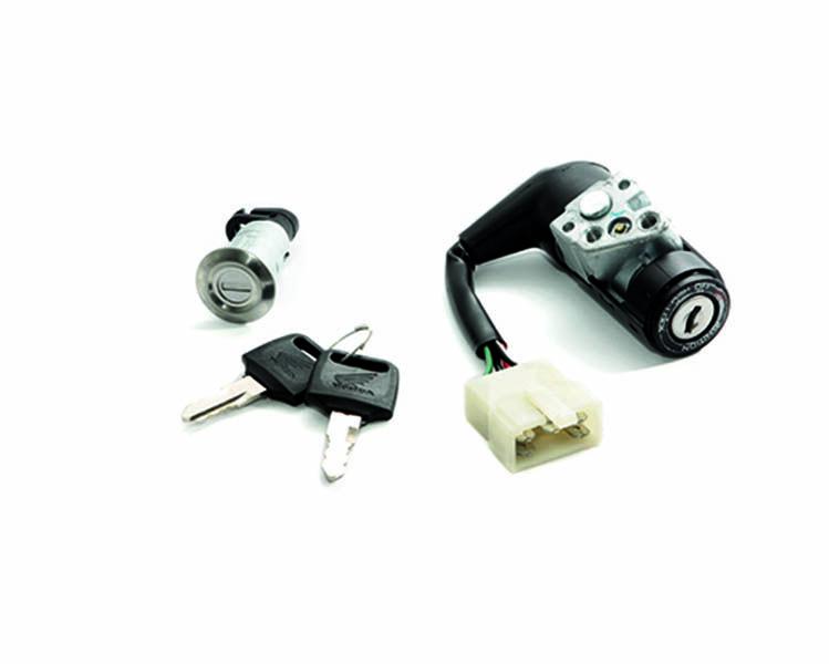 Kit Chave Igniçao C 100 Biz 98/04 Modelo Original 4200