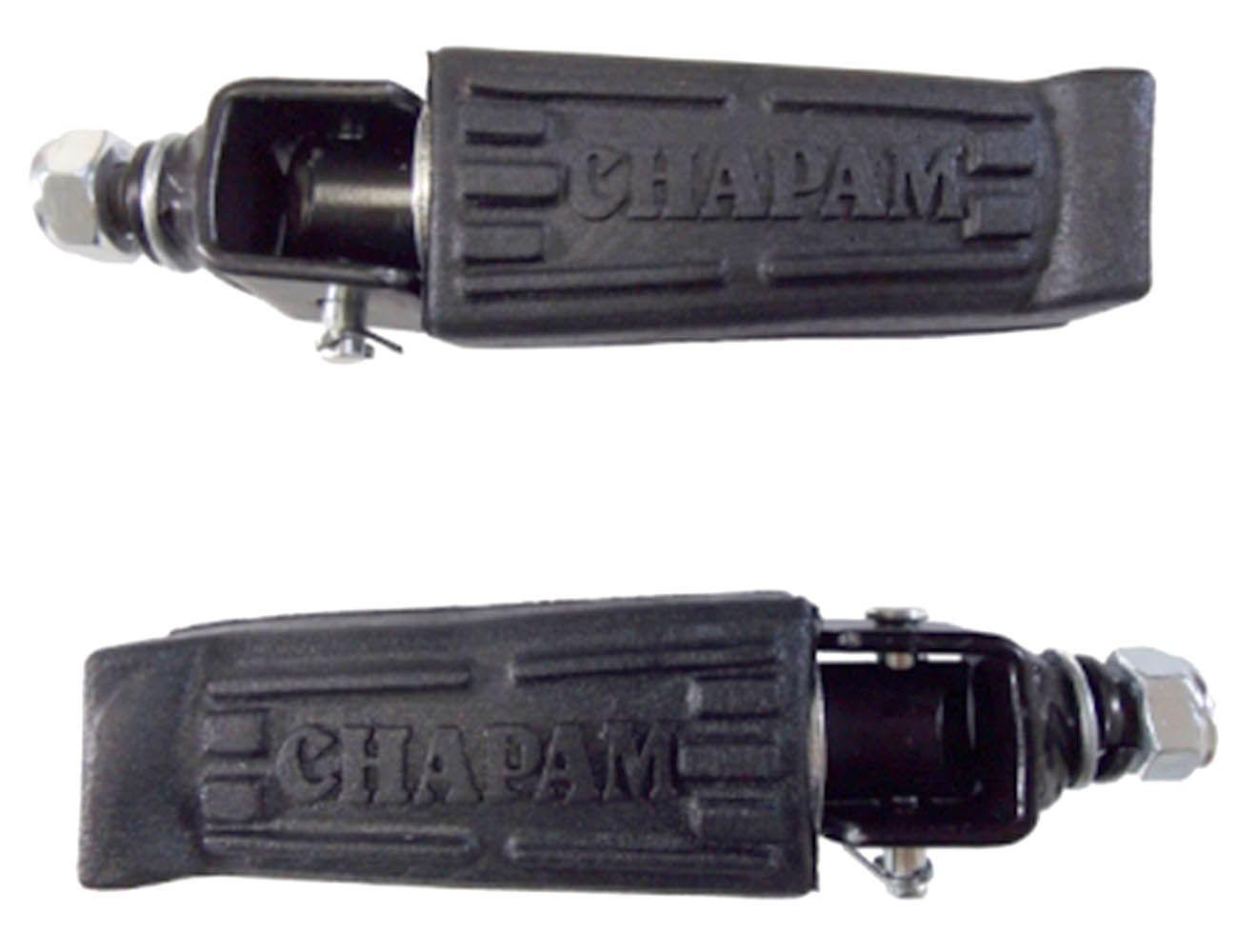 Pedaleira Chapam Para Protetores De Moto (par) 2668